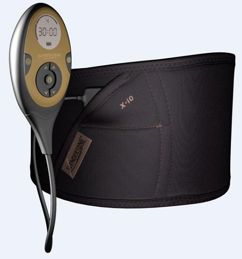 slendertone flex belt instructions