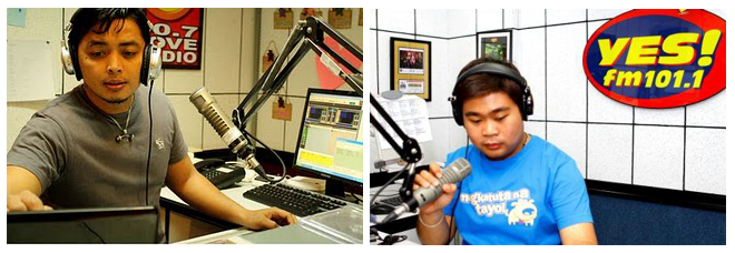 Papa Jack and Chico Loco - Two of Philippine Radio's Funniest DJs