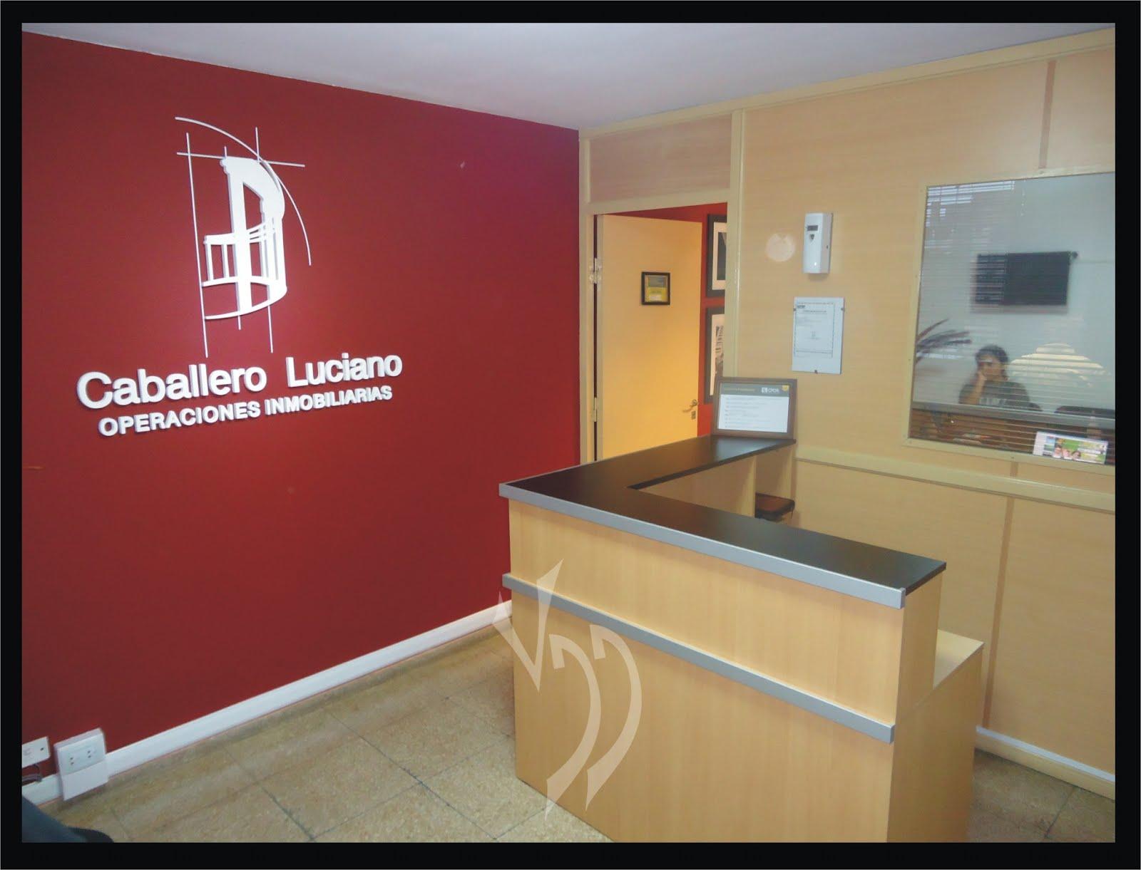 Vddise o interior dise o de oficina caballero luciano for Interior oficina