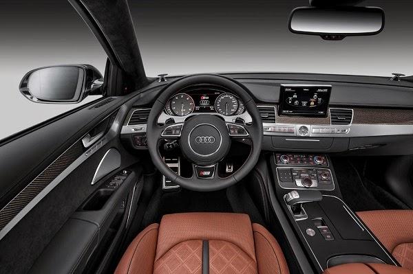 2016 AUDI A4 Interior