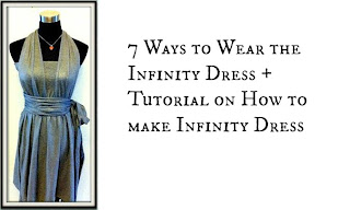 Infinity Dress with Sewing Tutorial