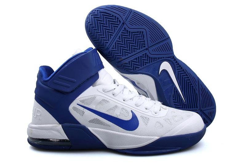 Fashion For Blue Nike Basketball Shoes