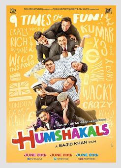 Humshakals Torrent Download