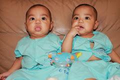 Cik Kembar-Muhammad Umar Ghazi dan Muhammad Umar Ghufran