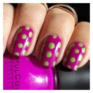 nail art design 2013 simple