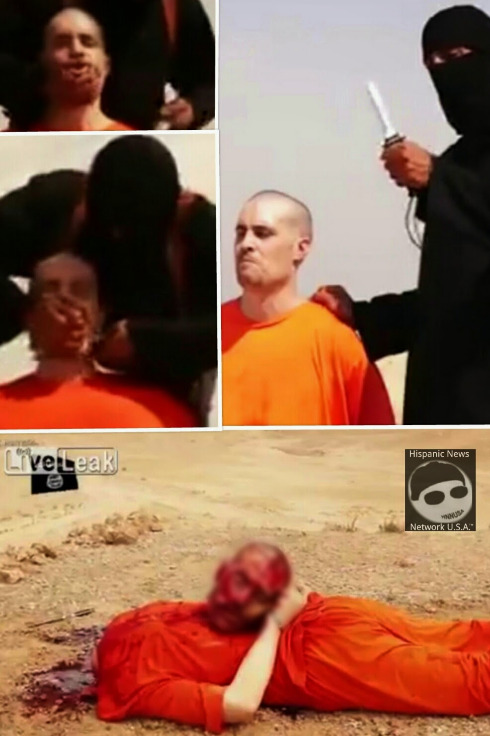 Isis Beheads James Wright Foley, Globalpost Reporter Who Went Missing