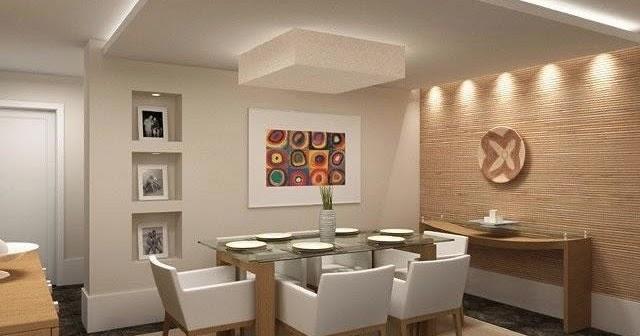 Construindo minha casa clean decora o com fitas de led for Como abrir un comedor comunitario
