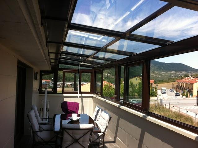 Terrazas cubiertas en aluminio de porches cubiertas fijas y mviles para terrazas cubiertas de - Cubiertas de aluminio para terrazas ...