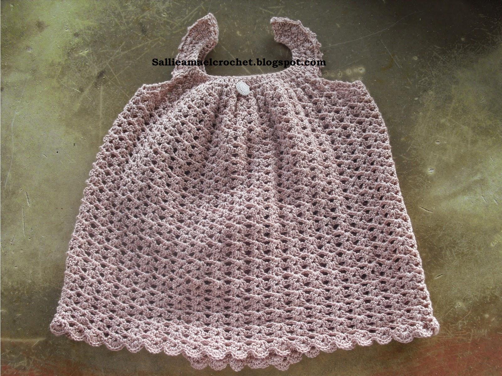 Sallie Ama el Crochet