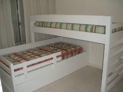 Camas dobles infantiles para espacios reducidos cuarto - Camas dobles infantiles para espacios reducidos ...