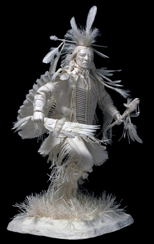 Amazing Paper Sculptures Funnilogy