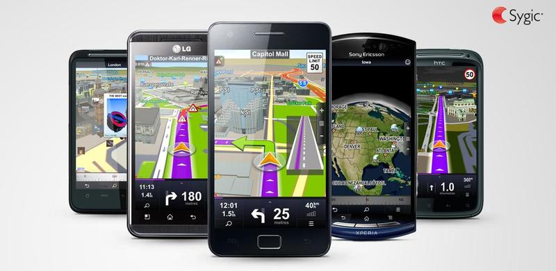 Download Sygic GPS Navigation v11.2.6 Full for Any Android Phones
