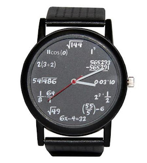 Sheldon Cooper's Watch