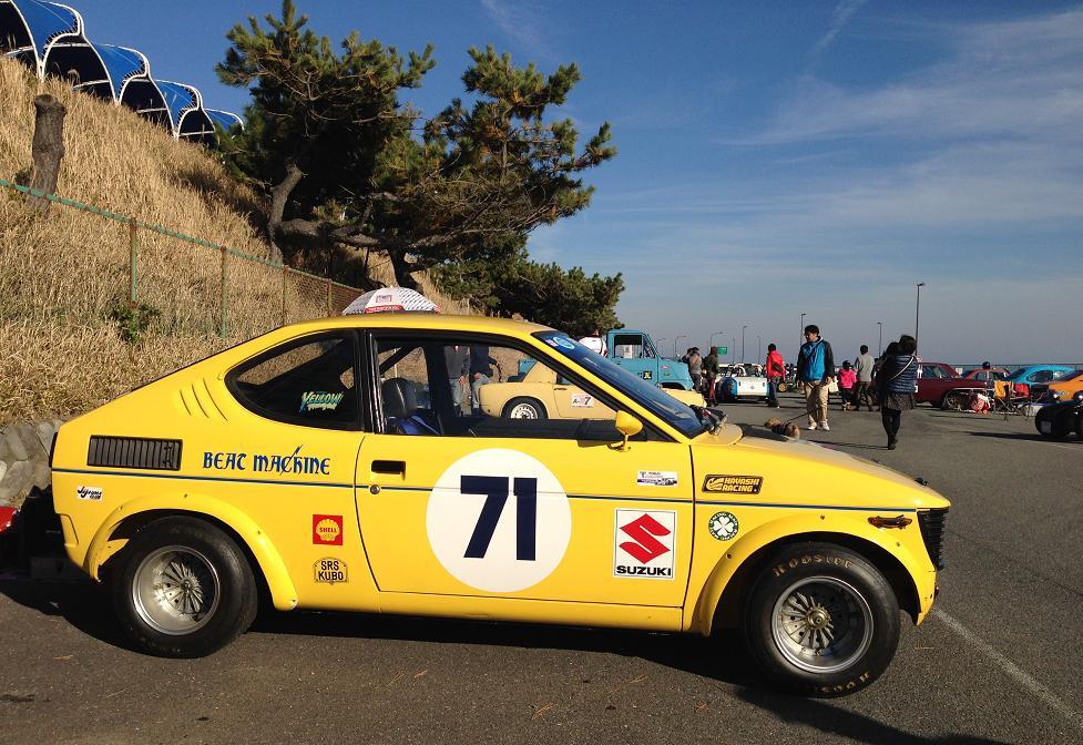 Suzuki Cervo SS20, badass, sportowe małe samochody, auta z lat 80, wyścigi