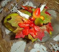 ободок к празднику осени