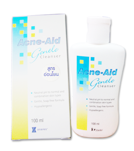 Acne-Aid gentle cleanser