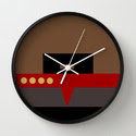 Star Trek Deep Space Nine Wall clocks