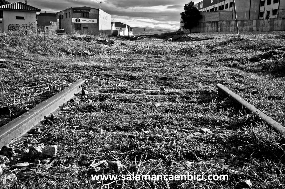 vía verde Salamanca bici