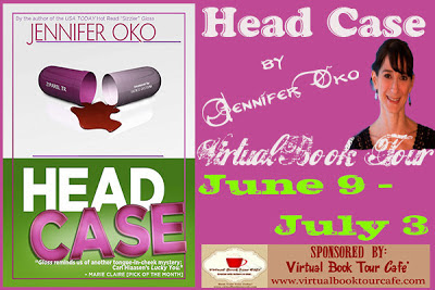 Head Case Jennifer Oko