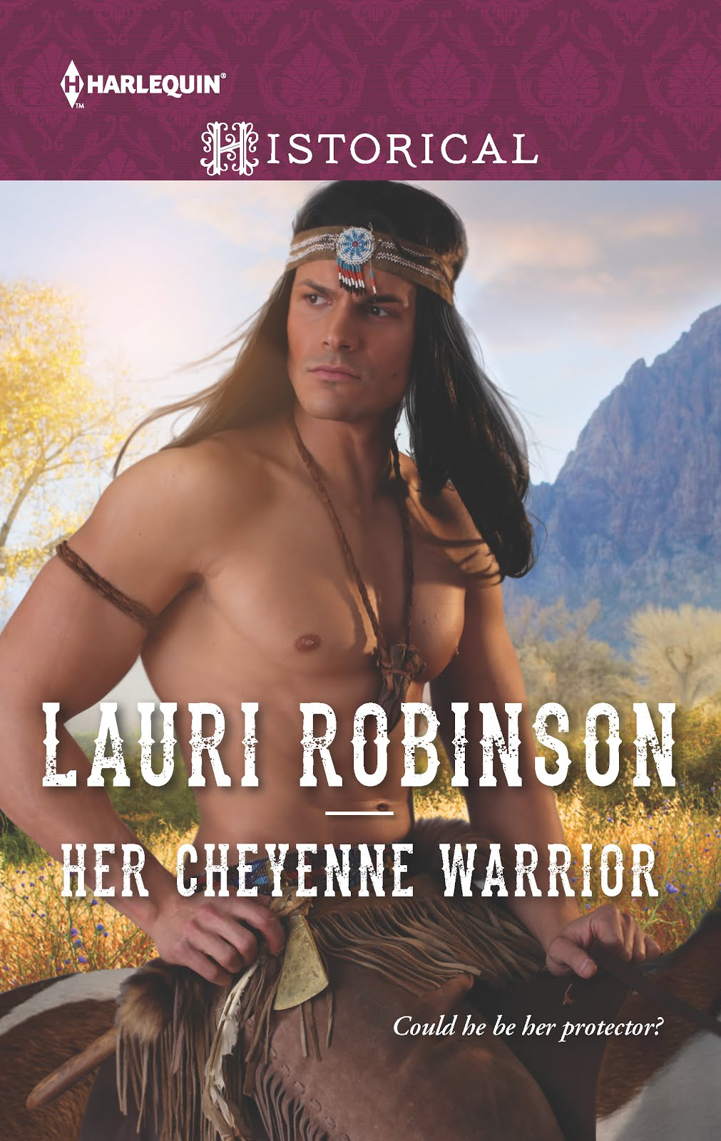 Her Cheyenne Warrior