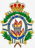 Escudo y lema de la Real Academia Española