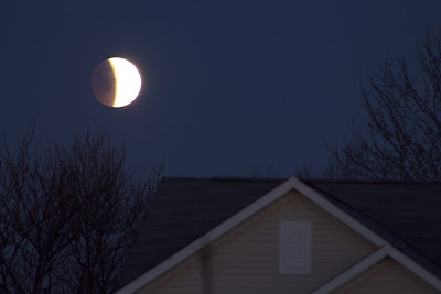 partial lunar eclipse april 2015