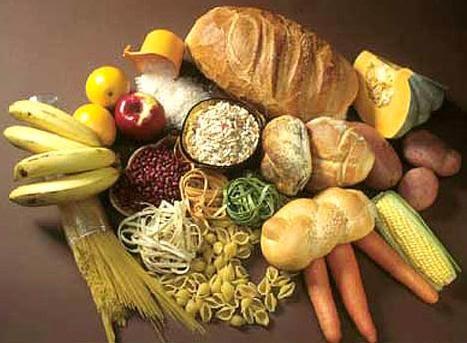 alimentos fuente de carbohidratos