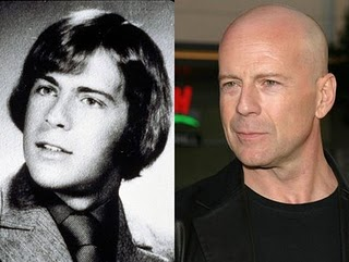 Hollywood Celebrities Before and Now