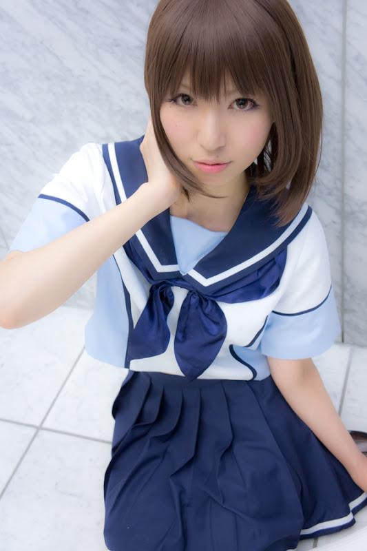 CosRain.Com Rinami's COSPLAY - LovePlus