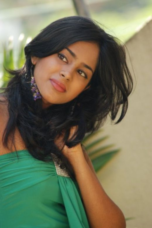 , Srilankan Model Debonair Pics