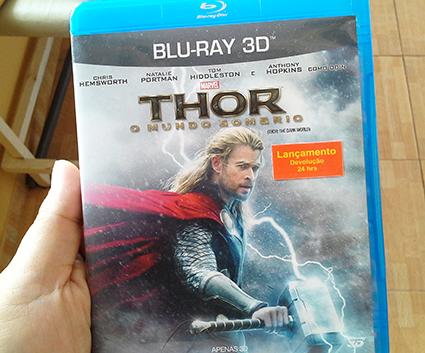 Thor o mundo sombrio pitacos de lua