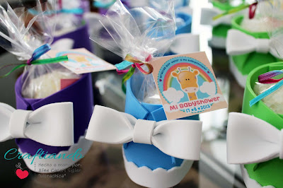premios para babyshower: sales aromáticas