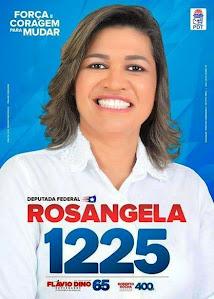 ROSÂNGELA É 1225