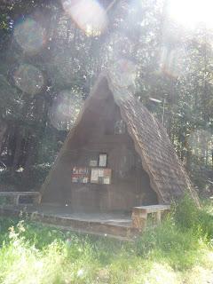 Hozomeen Ranger Station - North Cascades National Park