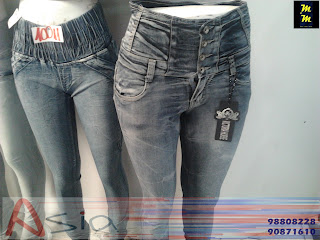 Jeans levanta cola torrero