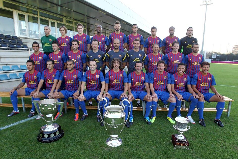 برشلونة يتعهد بمكافإت ضخمة للاعبين في حال الوصول لـ100 نقطة