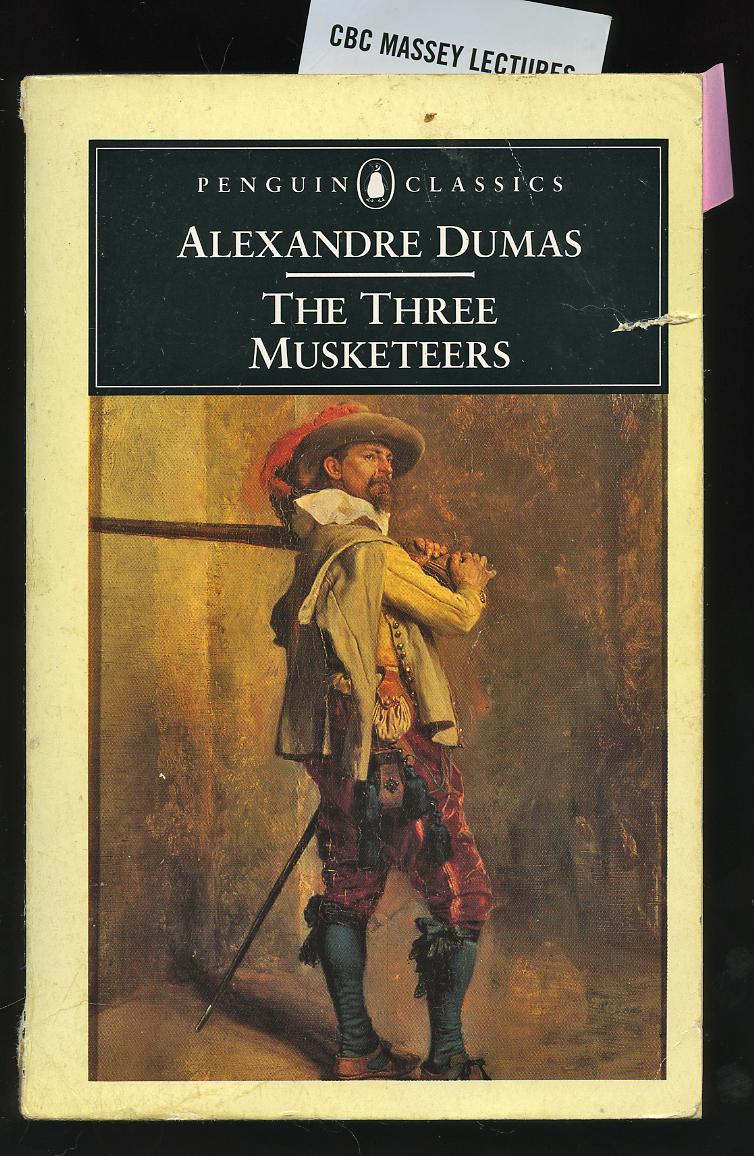essay musketeer three