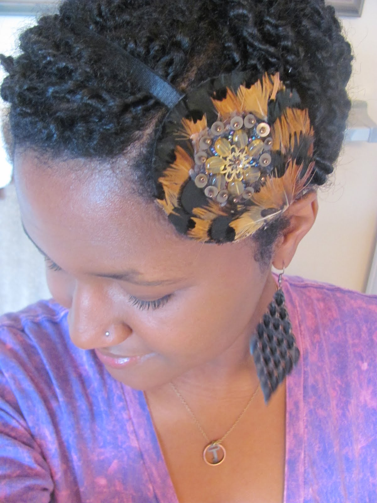 Long Lasting Natural Hair Styles A Routine For The Time
