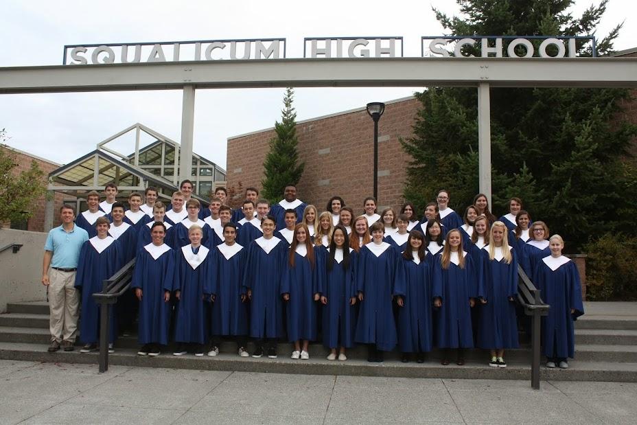 Concert Choir 2013/14