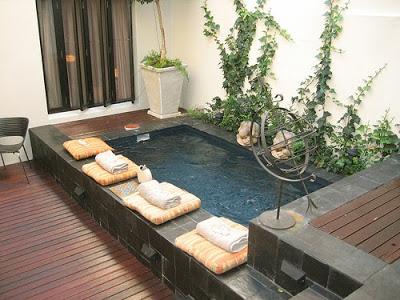 Y bueno mientras me imagino que estoy en una piscina de for Albercas pequenas para patios