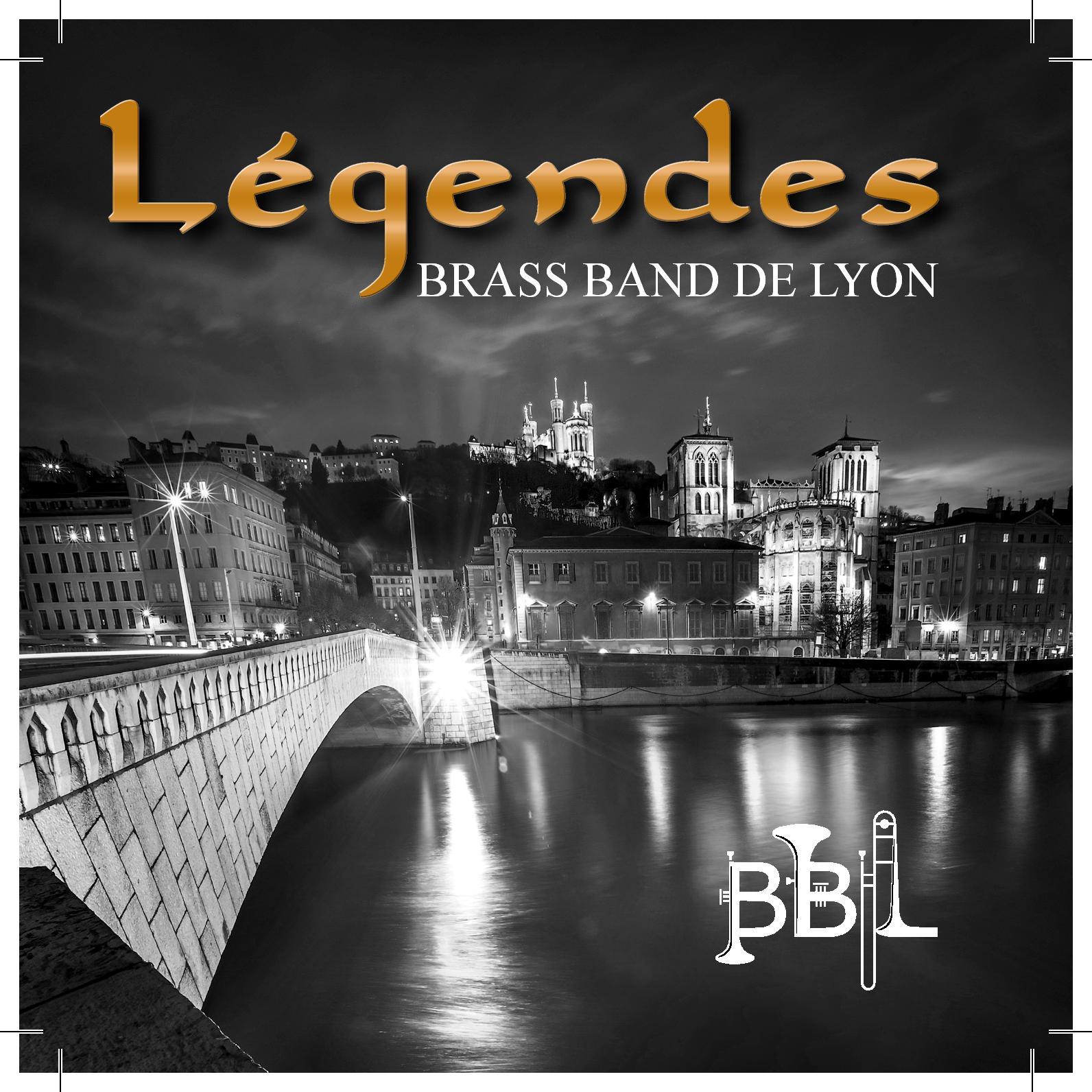 """L'album """"Légendes"""" est disponible"""