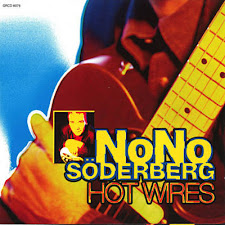 SCANDINAVIAN BANDS: ABOVE: NONO SODERBERG 'FLAMINGO' from HOT WIRES