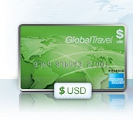 Cartão American Express Global travel