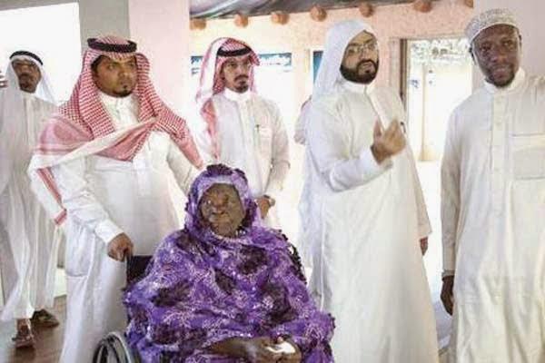 Usai Umrah, Obama Didoakan Sang Nenek Agar Mendapat Hidayah Memeluk Islam