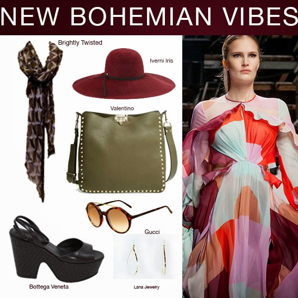 New Bohemian Fashion Vibe