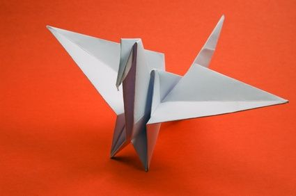 how to make a paper bird that can fly