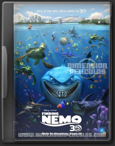 Buscando a Nemo (BRRip 3D FULL HD Inglés Subtitulada)