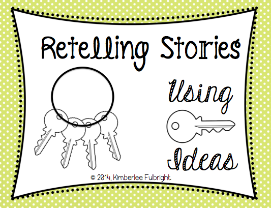 2 Fulbright Hugs: Retelling Stories using 'Key' Ideas