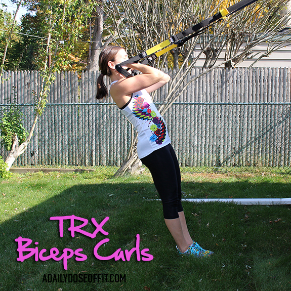 Trx Bands Workout Youtube: A Daily Dose Of Fit: TRX And BOSU Interval Workout
