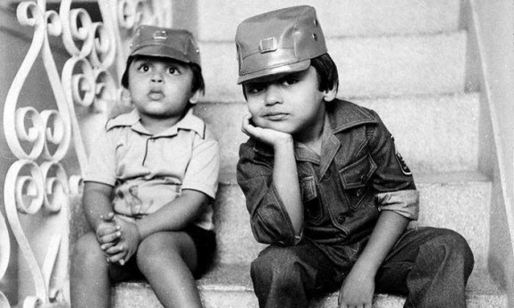 rare and unseen tamil actor surya baby photos